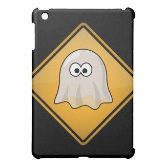漫画の幽霊の警告標識 iPad MINI カバー