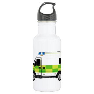 漫画の救急車 ウォーターボトル