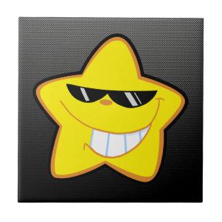 漫画の星; お洒落 タイル