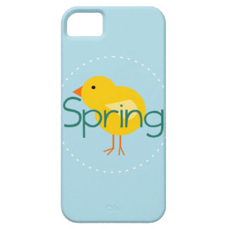 漫画の春の鳥 iPhone SE/5/5s ケース
