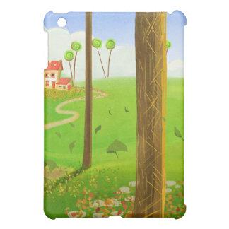 漫画の木のiPad Miniケース iPad Mini カバー