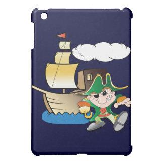 漫画の海賊および船 iPad MINI CASE