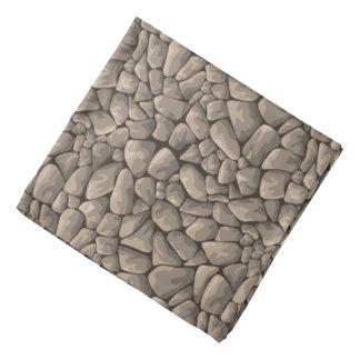 漫画の石造りの質 バンダナ