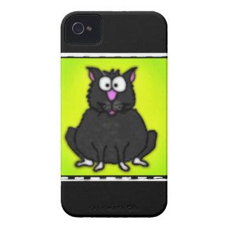 漫画の脂肪猫 Case-Mate iPhone 4 ケース