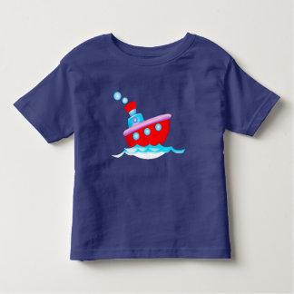 漫画の船 トドラーTシャツ
