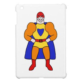 漫画の英雄のキャラクター iPad MINIケース