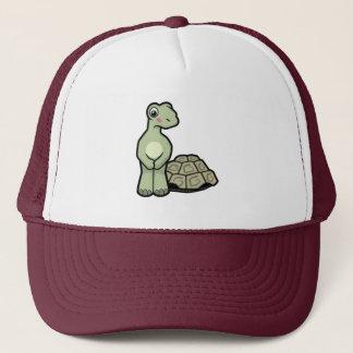 漫画の貝なしのカメの帽子 キャップ