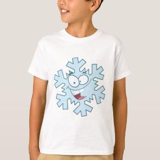 漫画の雪片 Tシャツ