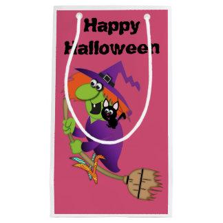漫画の魔法使いのハロウィンのギフトバッグ スモールペーパーバッグ