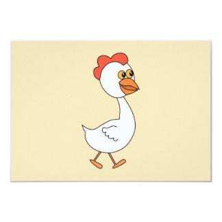 漫画の鶏 カード