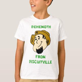 漫画のBubbaのTシャツ Tシャツ