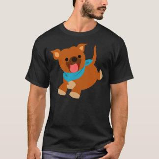 漫画のStaffieのかわいく幸せなTシャツ Tシャツ