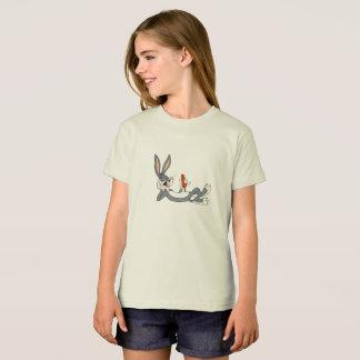 漫画のTシャツの子供 Tシャツ