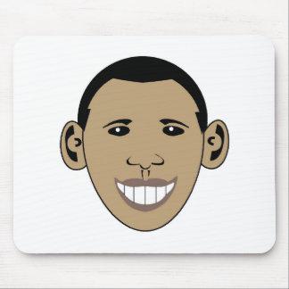 漫画オバマ マウスパッド