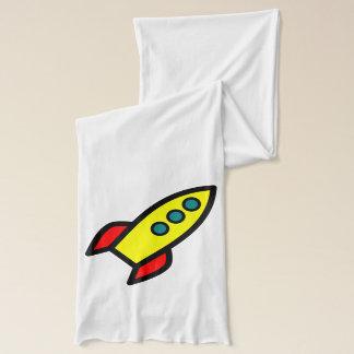 漫画ロケット スカーフ