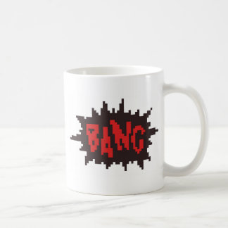 漫画本の強打 コーヒーマグカップ