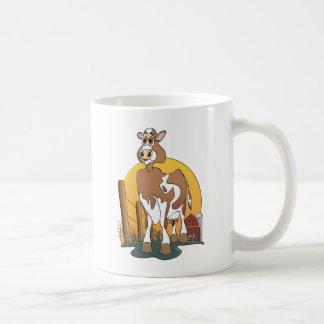 漫画牛ガーンジーの納屋 コーヒーマグカップ