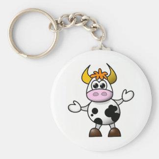 漫画牛 キーホルダー