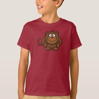 漫画猿-子供のTシャツ Tシャツ