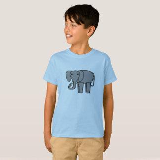 漫画象 Tシャツ