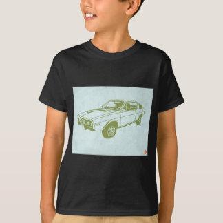 漫画車2 Tシャツ