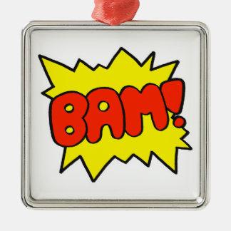 漫画「Bam! 「 メタルオーナメント