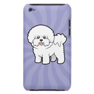 漫画Bichon Frise Case-Mate iPod Touch ケース