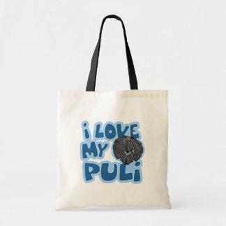 漫画I愛私のPuli トートバッグ