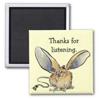 漫画Jerboaはギフトの磁石感謝していしています マグネット