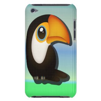 漫画Toucan Case-Mate iPod Touch ケース