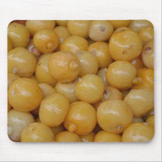 漬物のレモンマウスパッド マウスパッド