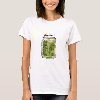漬物の頭脳 Tシャツ