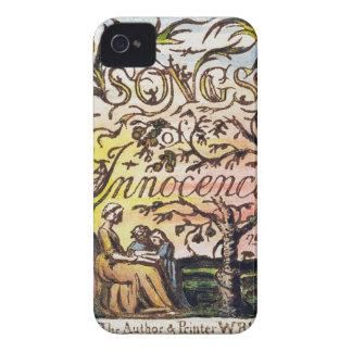 「潔白とExperienの歌からのTitlepage Case-Mate iPhone 4 ケース