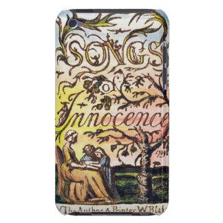 「潔白とExperienの歌からのTitlepage Case-Mate iPod Touch ケース