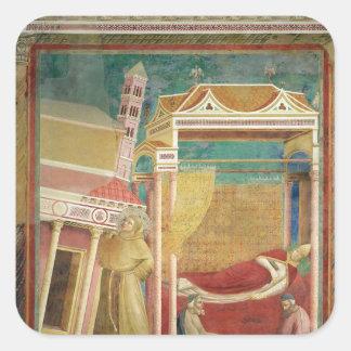 潔白な人の夢III 1297-99年 スクエアシール