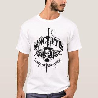 潔白の死 Tシャツ