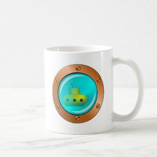 潜水艦 コーヒーマグカップ
