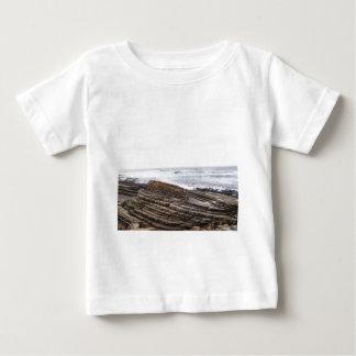 潮プール ベビーTシャツ