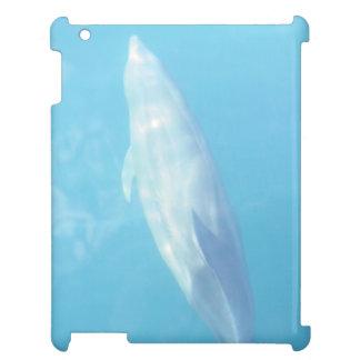 澄んで青いイルカ iPad CASE