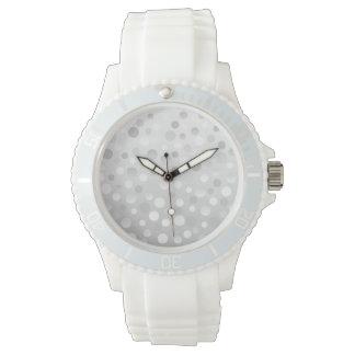澄んなフィズのプリントの腕時計 腕時計