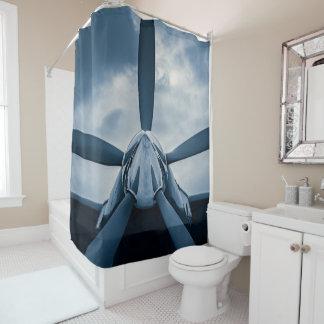 澄んな支柱! シャワーカーテン
