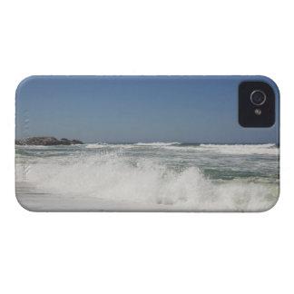 澄んな空に対するビーチの美しい眺め Case-Mate iPhone 4 ケース