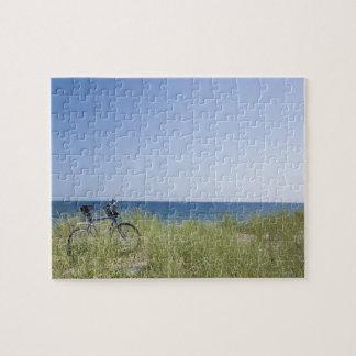 澄んな青空との海そして地平線 ジグソーパズル