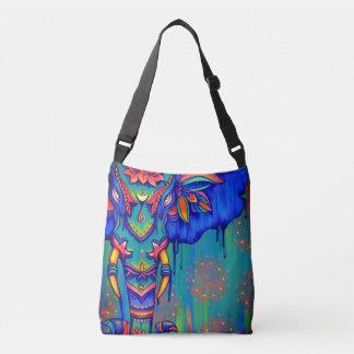 激しいカルマの芸術のバッグ クロスボディバッグ