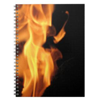 激しいノート ノートブック