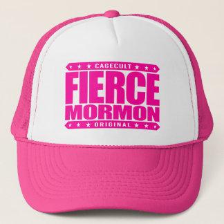 激しいモルモン教徒-大胆不敵な近代の聖者のメンバー キャップ