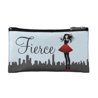 激しい女性の星明かりの化粧品のバッグ コスメティックバッグ