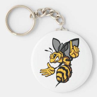 激しい蜂Keychain キーホルダー