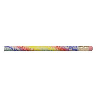 激怒する虹の防火線 鉛筆