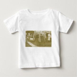 激烈なOT ベビーTシャツ